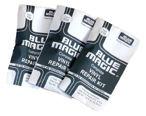 3x BLUE MAGIC Reparatur-Set